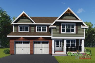 Lockhart's Design House Plan 1180 - Glace Bay